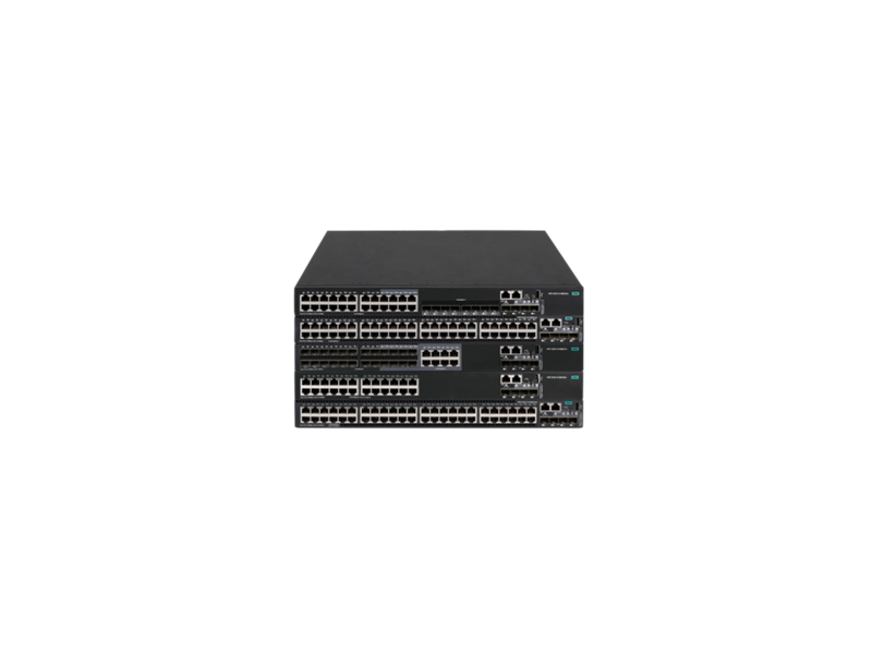 HPE FlexNetwork 5520 HI Switch Series