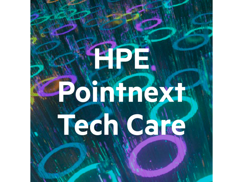 HPE Pointnext Tech Care-Big Series
